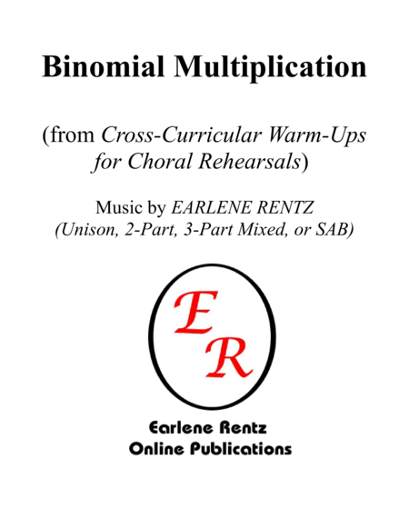 Binomial Multiplication (from