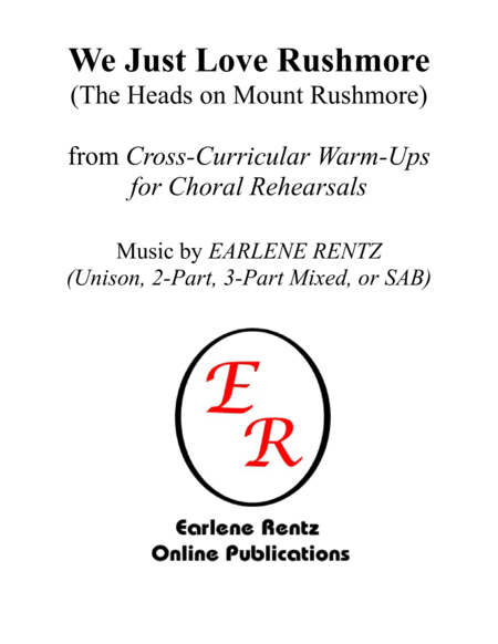 We Just Love Rushmore (The Heads on Mount Rushmore) - Warm-Up