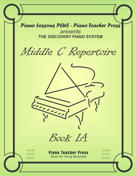 Middle C Repertoire Book 1A