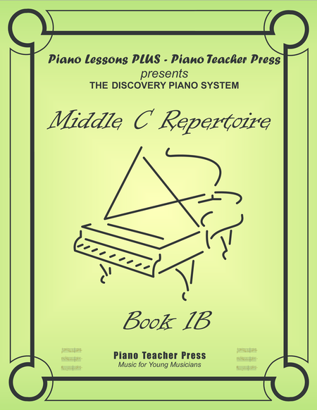 Middle C Repertoire Book 1B
