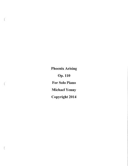 Phoenix Arising, op. 110