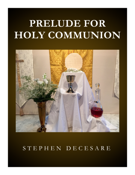 Prelude for Holy Communion