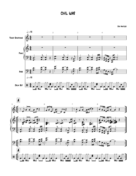 Civil War - Score