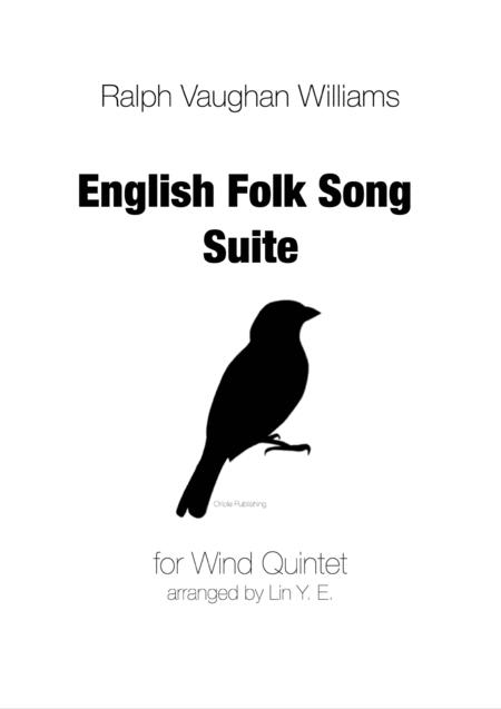 Williams - English Folk Song Suite 2. Intermezzo (arr. for Wind Quintet)