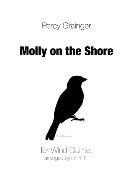 Grainger - Molly on the Shore for Wind Quintet