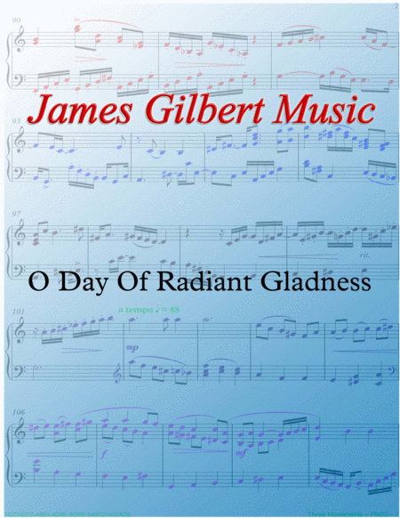 O Day of Radiant Gladness
