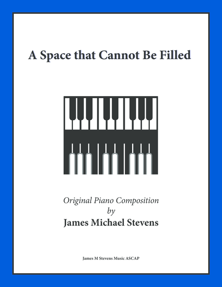 A Space that Cannot Be Filled