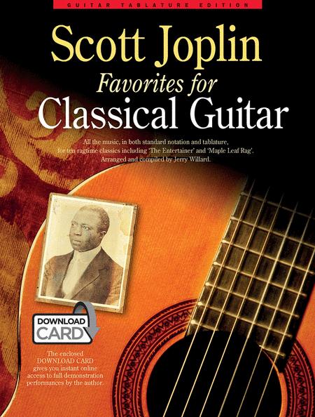 Scott Joplin Favorites for Classical Guitar