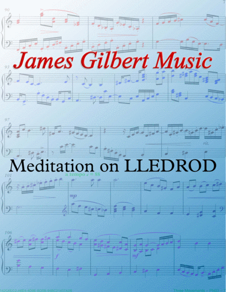 Meditation on LLEDROD (Spirit Of God Unleashed)