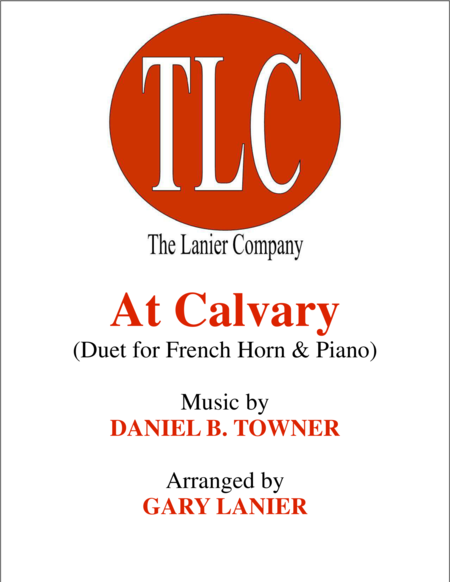 AT CALVARY (Duet – French Horn and Piano/Score and Parts)
