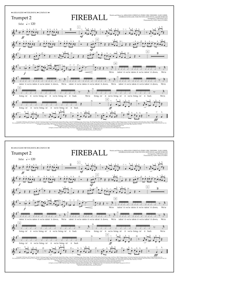 Fireball - Trumpet 2