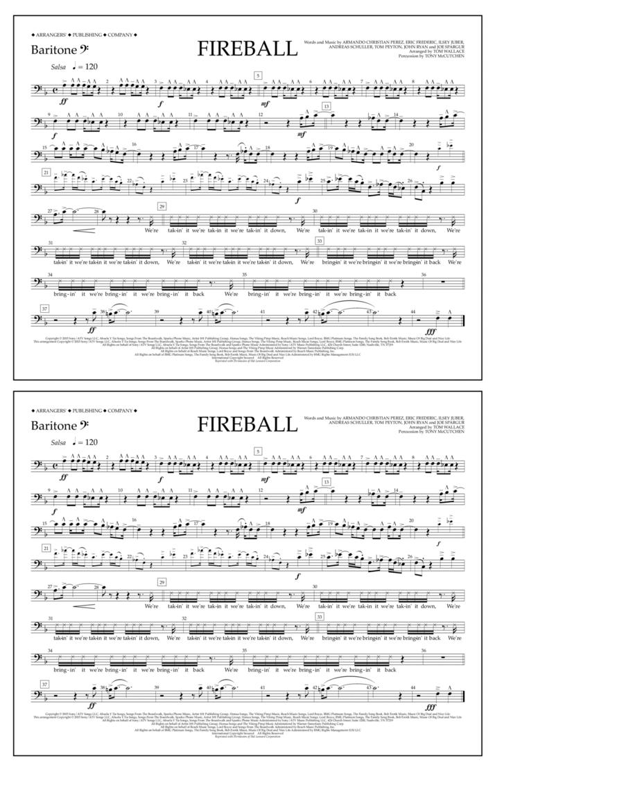 Fireball - Baritone B.C.