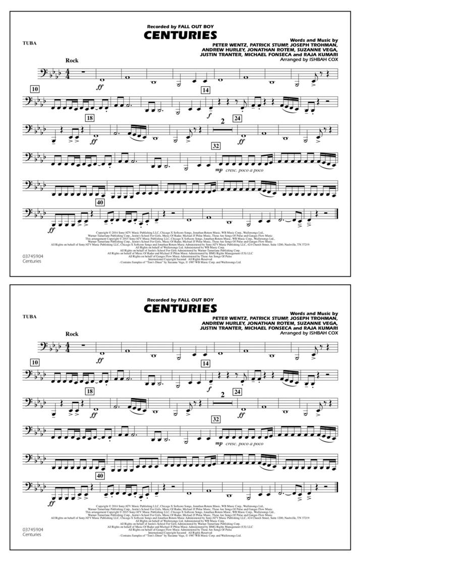 Centuries - Tuba