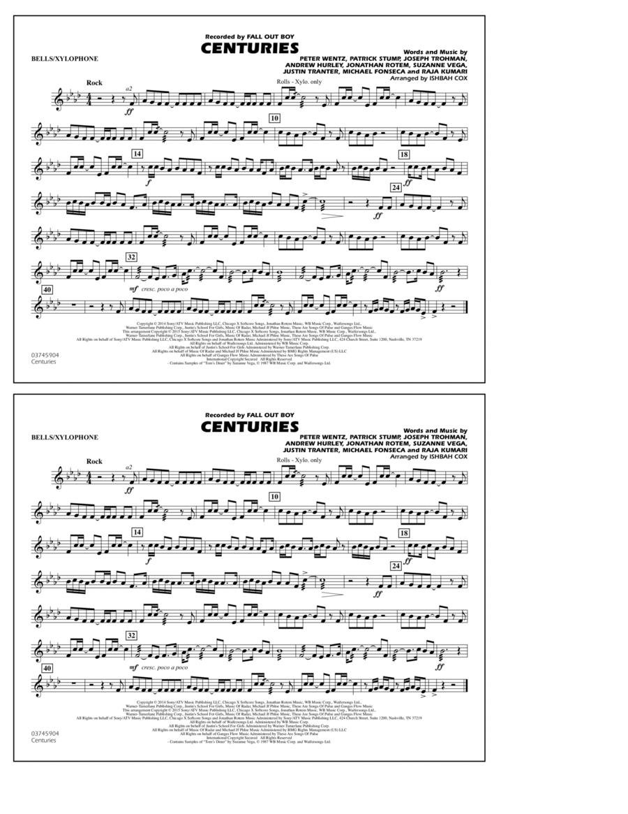 Centuries - Bells/Xylophone