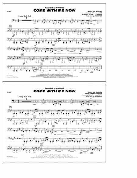 Come with Me Now - Tuba