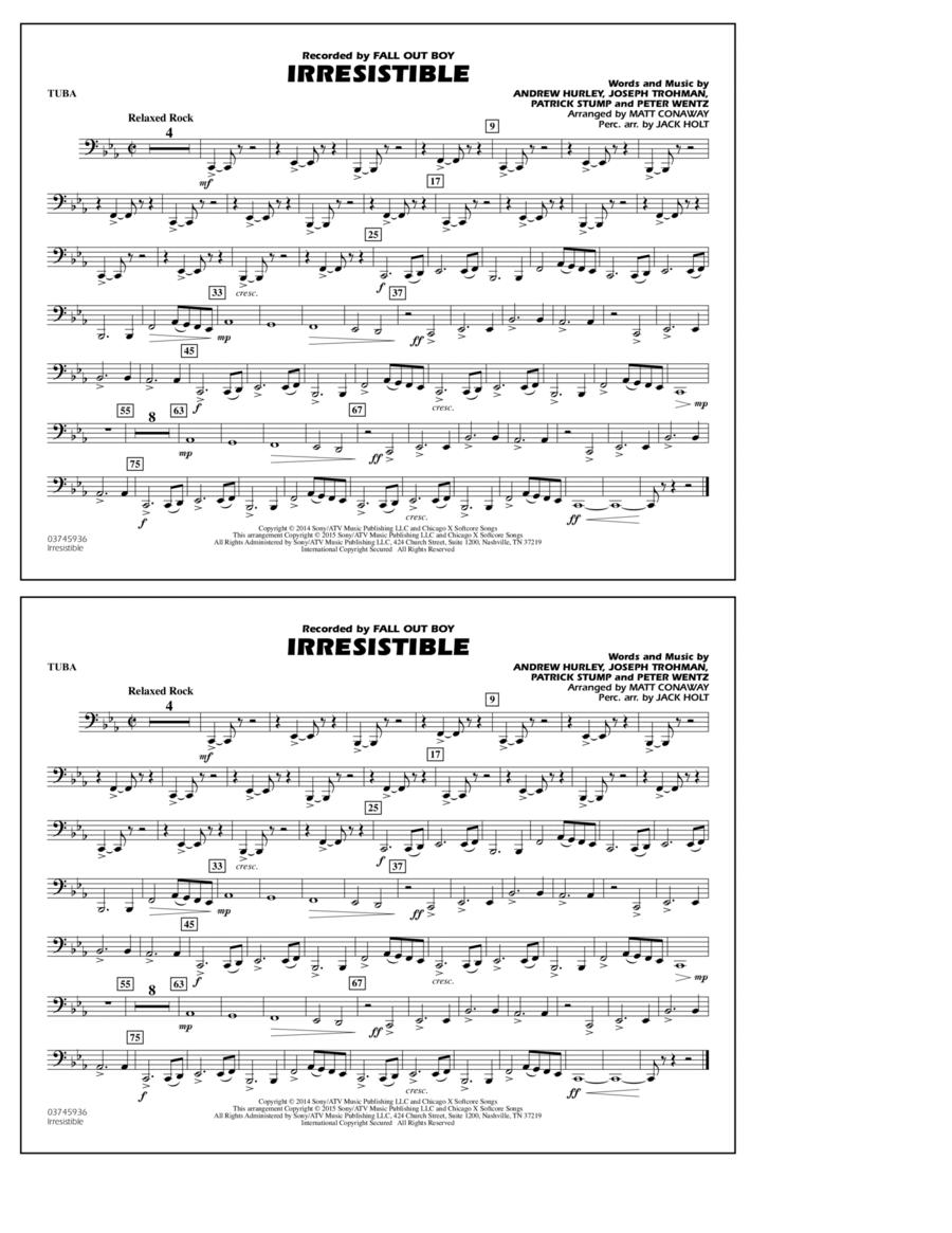Irresistible - Tuba