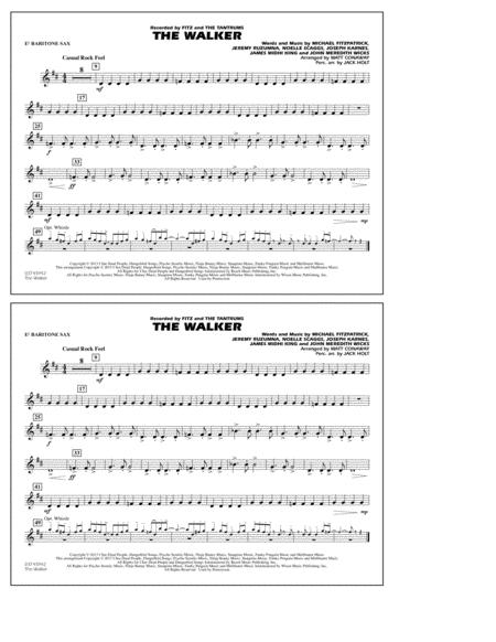 The Walker - Eb Baritone Sax