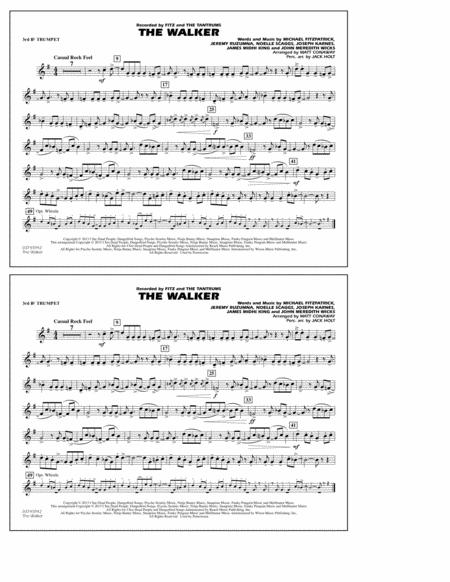 The Walker - 3rd Bb Trumpet