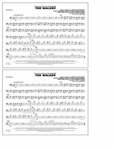 The Walker - Trombone