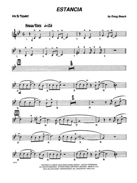 Estancia - Trumpet 4