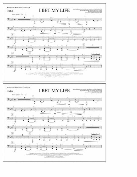 I Bet My Life - Tuba