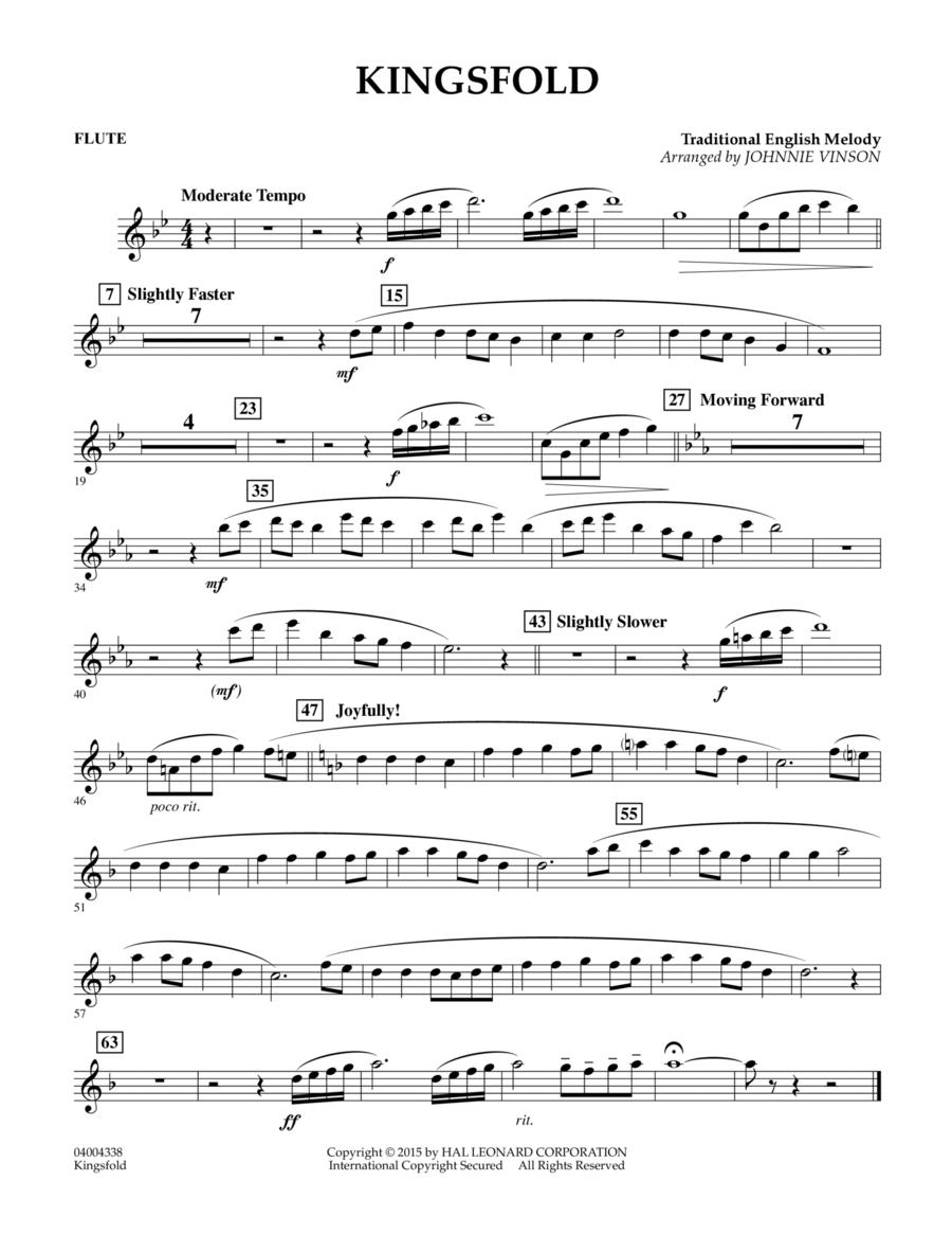 Kingsfold - Flute
