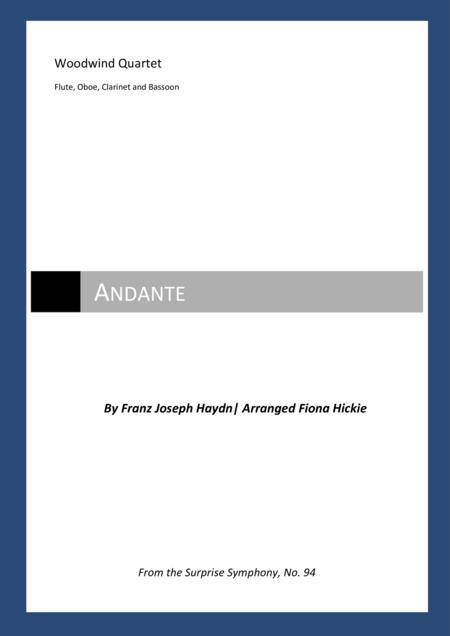 Surprise Symphony: Andante