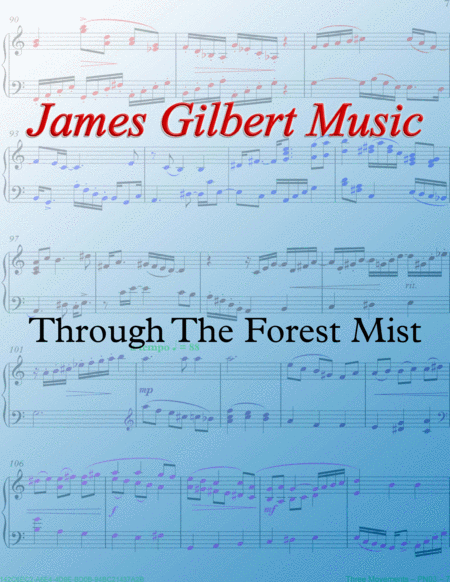 Through The Forest Mist