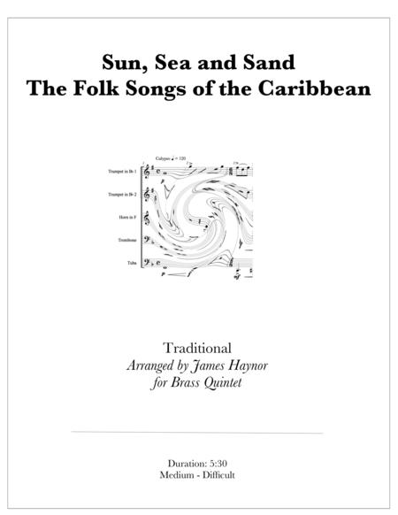 Sun, Sea and Sand The Folk Songs of the Caribbean