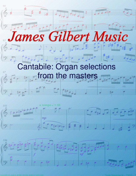 Cantabile: Selections from the Masters