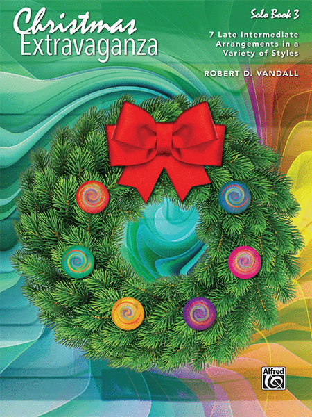 Christmas Extravaganza, Book 3