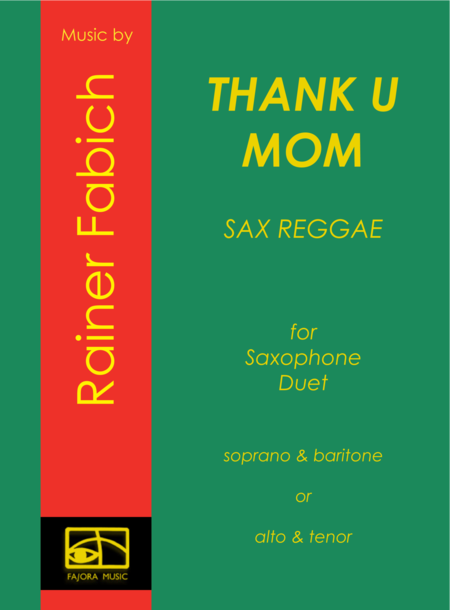 Thank U Mom - SaxReggaeDuet
