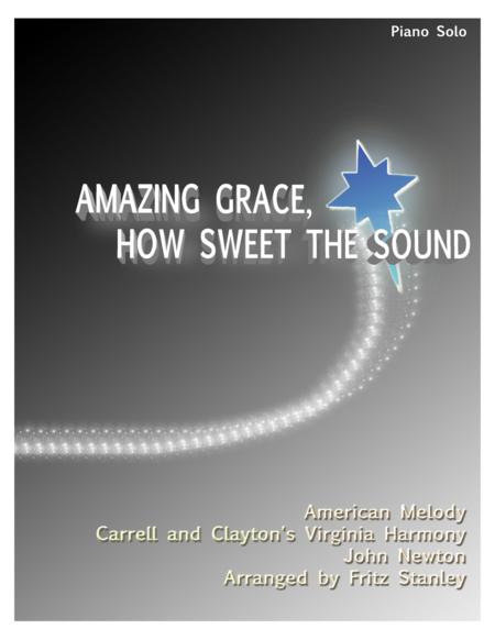 Amazing Grace - Piano Solo