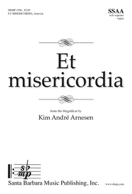 Et misericordia