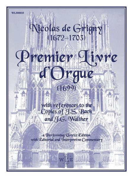 Premier Livre d'Orgue (1699)