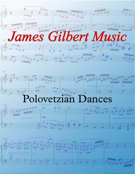 Polovetzian Dances