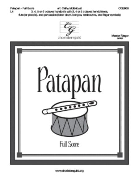 Pat a Pan - Instrumental Parts