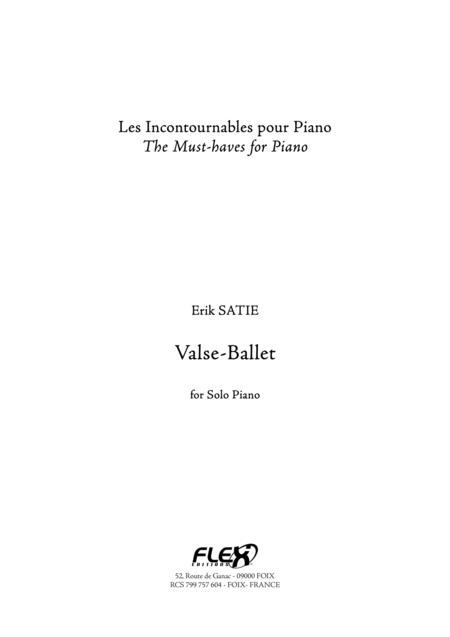 Valse-Ballet