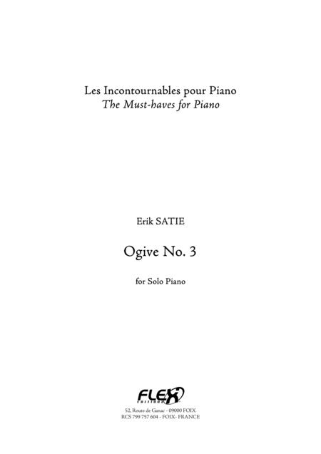 Ogive No. 3