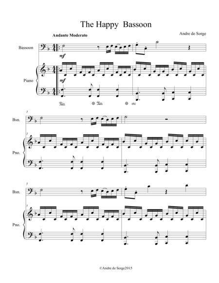 The Happy Bassoon