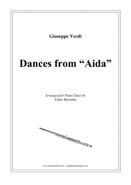 Dances form