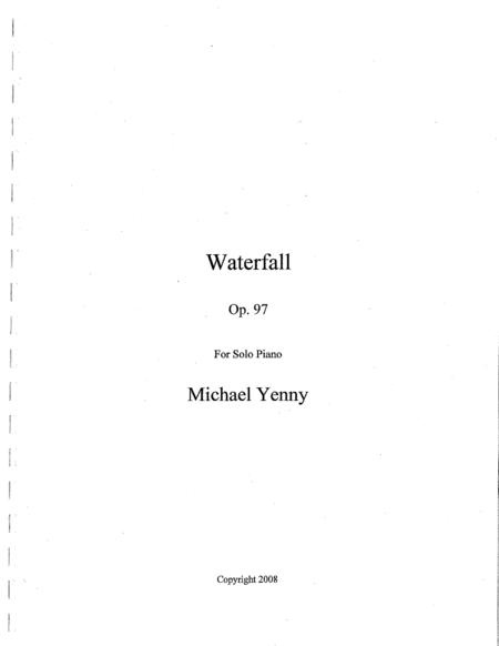 Waterfall, op. 97