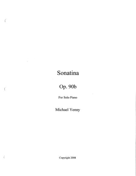 Sonatina, op. 90b