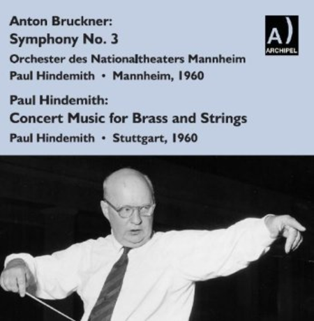 Symphony No 3 Hindemith Concer