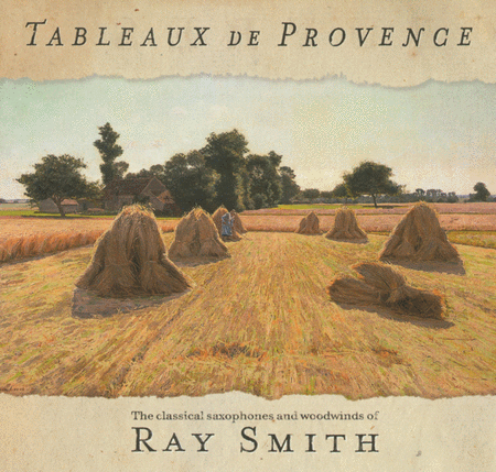 tableaux de provence sheet music by ray smith sheet music plus. Black Bedroom Furniture Sets. Home Design Ideas