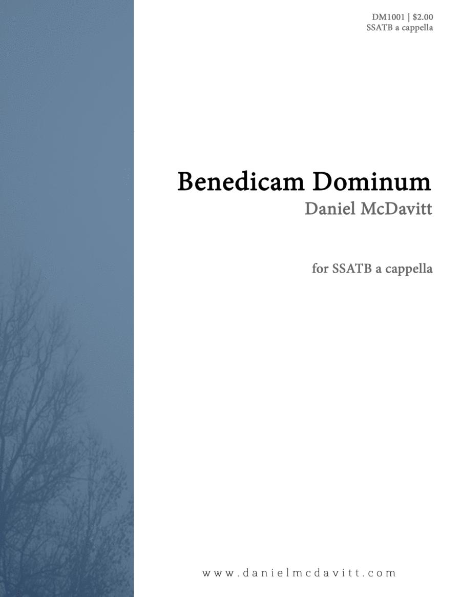 Benedicam Dominum