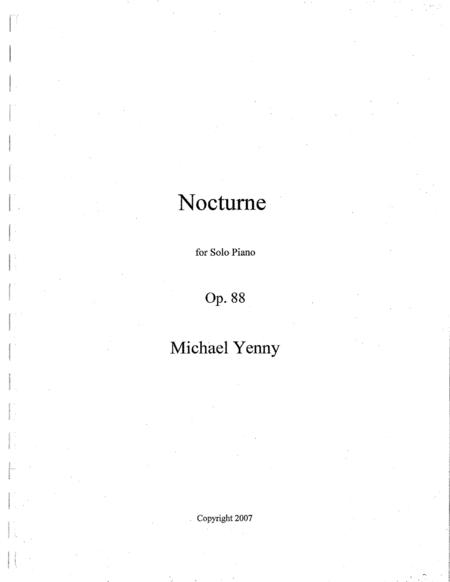 Nocturne, op. 88