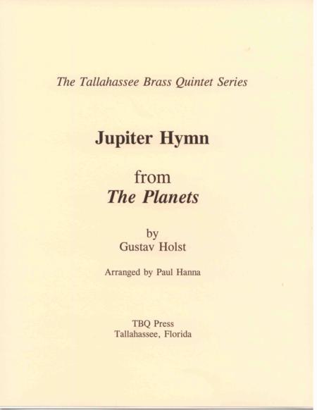 Jupiter Hymn
