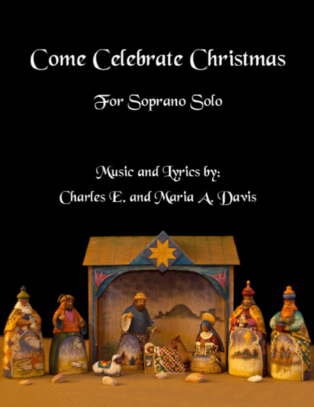 Come Celebrate Christmas - Soprano Solo