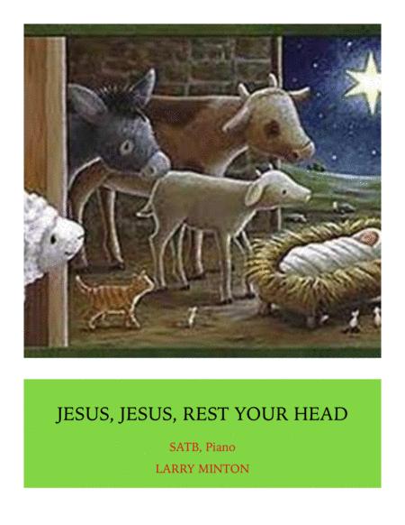 Jesus, Jesus, Rest Your Head